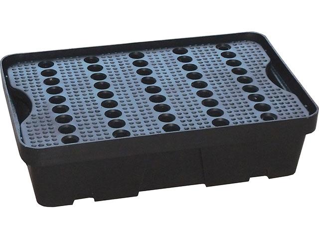 Oppsamlingskar Småbeholdere Plast/stål