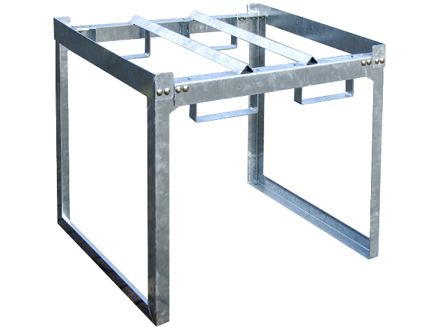 Tilbehør Oppsamlingskar Fat Plast/stål