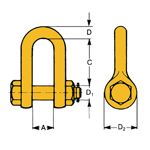 Løftekomponenter Grabiq Klasse 10