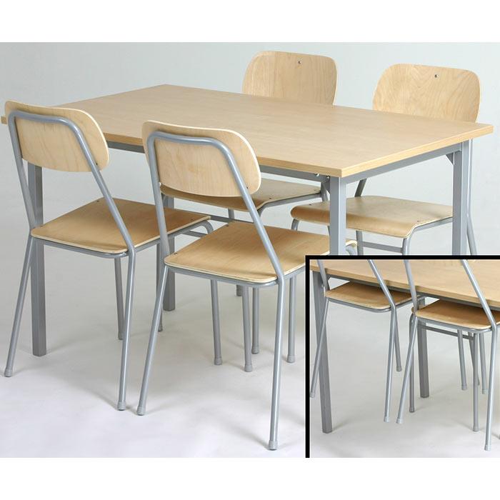 Kantinemøbler For Verksted Og Kontor